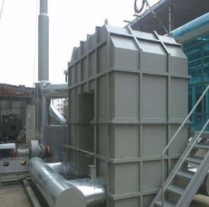 RTO蓄热式热力焚化炉