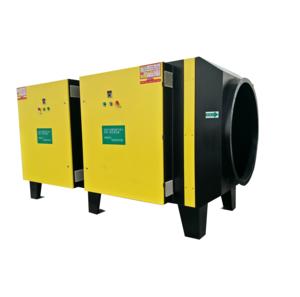 6N-DUV新型高效等离子光解废气除臭设备